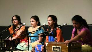 Alankar School of Indian Classical Music - Jun 5th 2011 Concert - Kanganva Mora Atahee - Raag Kedar