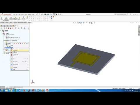 Webinar : 5G Antenna Simulation in HFWorks SolidWorks