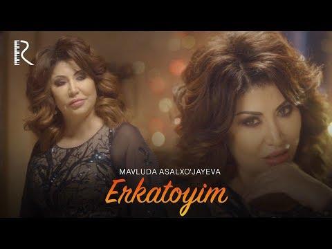 Mavluda Asalxo'jayeva - Erkatoyim | Мавлуда Асалхужаева - Эркатойим #UydaQoling