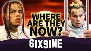 Tekashi 6ix9ine Where Are They Now 47 Years To Life