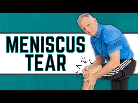 5 Signs Your Knee Pain Is A Meniscus Tear Self-Tests (Cartilage)