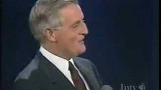 "Reagan-Mondale debate: ""There you go again"" again"