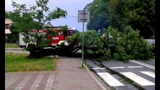 Nawałnica Racibórz, Rybnik, Wodzisław, Jastrzębie, Cieszyn, Żory 8.07.2015