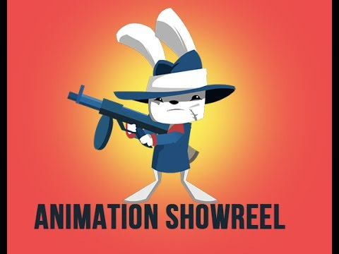 2D Animation & Game Showreel 2017