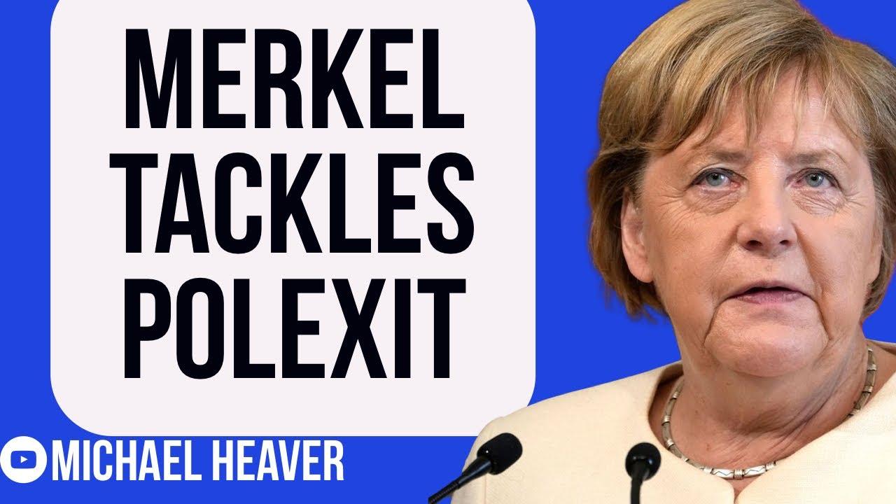 Download Merkel Tries To STOP Poland Leaving EU