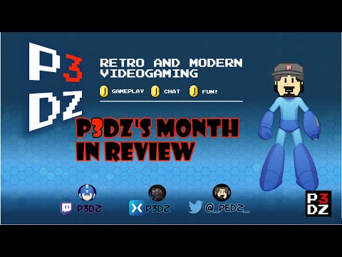 Pedz's Month in Review - August