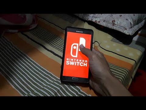 Nintendo Switch lockscreen for android with download link