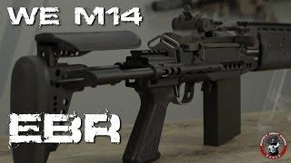 [Review] WE M14 EBR GBB (DMR) 6mm Airsoft Deutsch/German