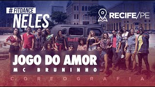 FitDance Neles - Jogo do Amor - MC Bruninho | FitDance TV (Coreografia) Dance Video