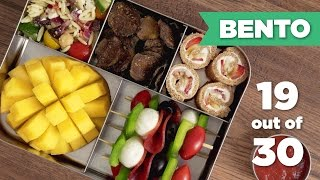 Bento Box Healthy Lunch 19/30 - Mind Over Munch