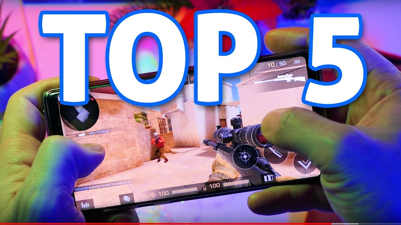 TOP 5 თამაში 🔴 ANDROID / iOS 2019 / TOP 5 ANDROID / iOS GAMES