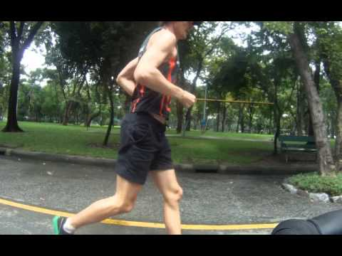 jogging for weight loss youtube