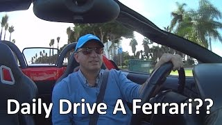 Why You Can't Daily Drive A Ferrari 360