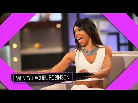 """Thursday on """"The Real"""": Wendy Raquel Robinson!"""