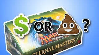 MTG - Eternal Masters Box Opening!