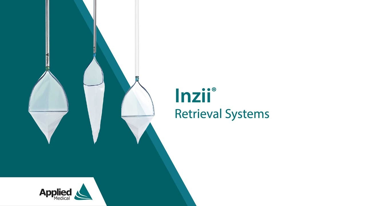 Inzii® Retrieval Systems Product Overview