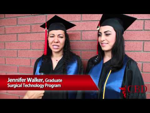 2016 Winter Graduation Ceremony | CBD College | Los Angeles