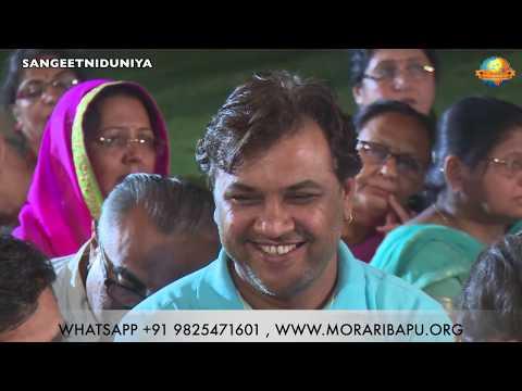 BaKhuda Ab Toh Koi Tamanna hi nai  Osman Mir  Moraribapu Ramkatha Bhubneswar