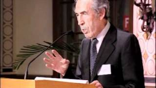 Mohamed Sahnoun: Opening of the 3rd Caux Forum for Human Security