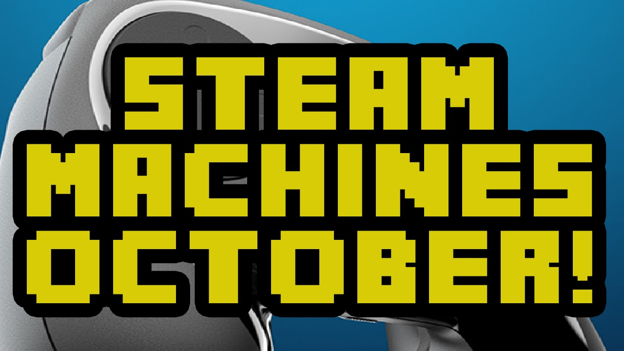 Steam machine release date in Melbourne