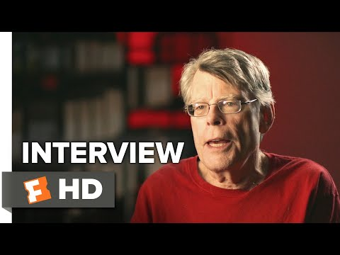 It Interview - Stephen King (2017) | Movieclips Coming Soon