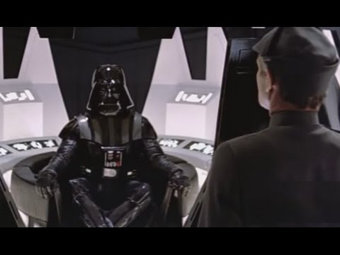 1 Minute Of Darth Vader S Quot Spinny Chair Quot Hd Youtube