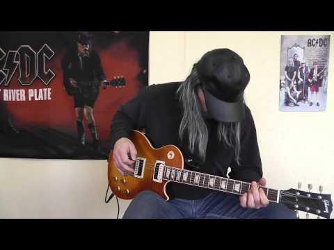 Krokus - Live Ma Life - with Solo - cover RhythmGuitarX