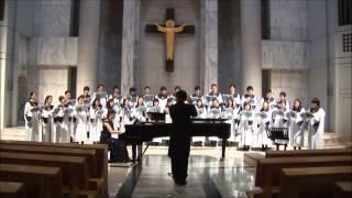 분당요한성당 셈프레 성가대 연주회 Mozart magnificat in C