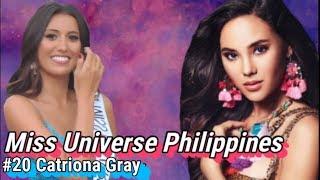 Binibining Pilipinas 2018  Miss Universe Philippines  RACHEL PETERS & 2017 Reigning Queens