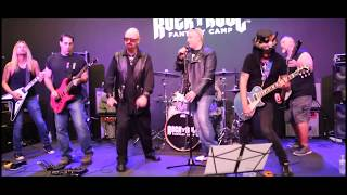 NSE-ROBERT SARZO 80 PROOF VUDU with Rob Halford JUDAS PRIEST Grinder NEAL SHELTON ENTERTAINMENT