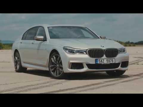 BMW M760LI teszt TCTV S11EP01 2017/09/07