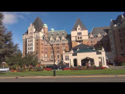 Vancouver Island (Pt. 6) - Victoria's Harbour, Legislature, and the Empress