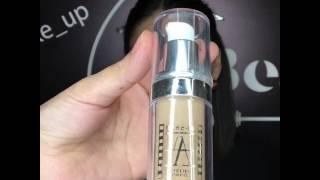 Видео урок макияжа с акцентом на нижнем веке.