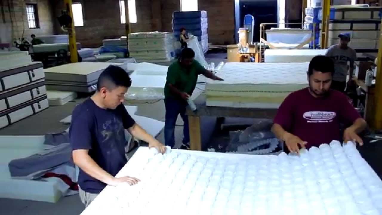 Why Buy From Texas Mattress Makers - YouTube