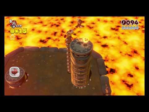 Super Mario 3D World 5-B Fire Bros Hideout #2