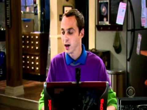 The Big Bang Theory  Leonard's panic attack