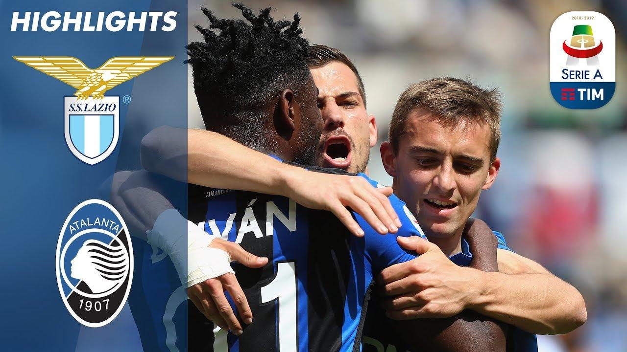 Lazio 1 3 Atalanta Atalanta Keep Champions League Hopes