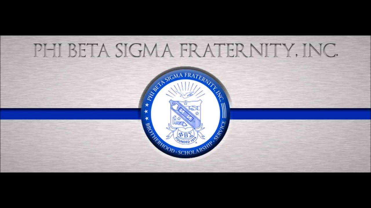 Phi Beta Sigma Sigma Life Youtube