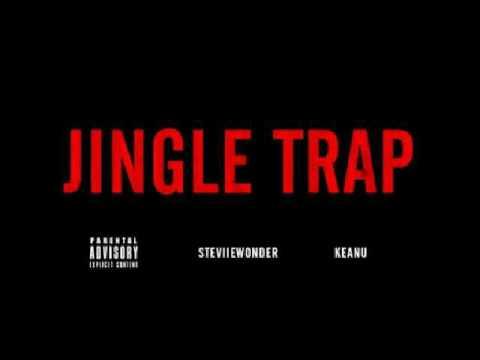 frank sinatra jingle bells steviie wonder keanu trap remix