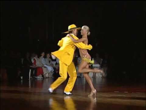 Maxim Kozhevnikov & Yulia Zagoruychenko - Show Dance The Mask (WSSDF2007)