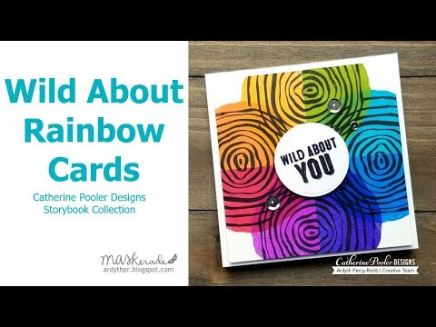 wild-about-rainbow-cards---catherine-pooler-designs-storybook-collection