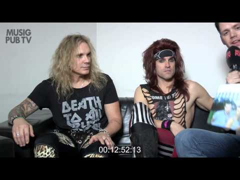Musig Pub TV - Steel Panther Interview - UNCUT Special