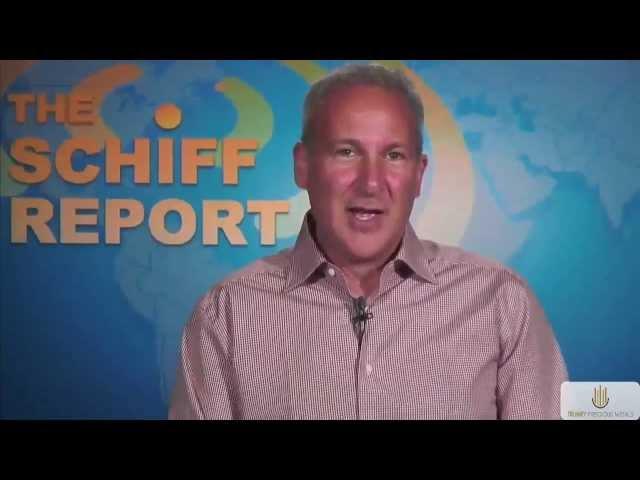 Peter Schiff - 美國準備迎接QE3【TRUNEY實體白銀投資】
