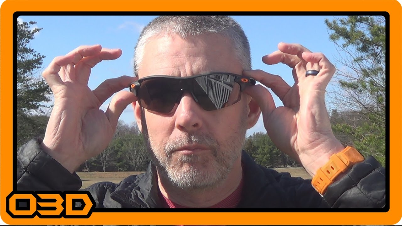 Oakley Radarlock Prism Daily With Optx Hydrotac Bifocals Youtube