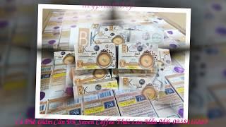 Cà Phê Giảm Cân BK Seven Coffee Thái Lan-250k/hộp(mua 2 tặng 1,mua 3 tặng 2) - 0938416889