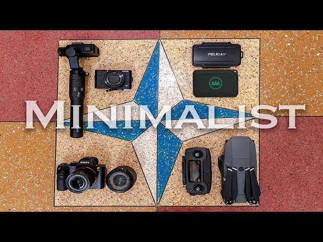 Minimalist Travel Camera Essentials   Ultimate Travel Vlog Gear Review