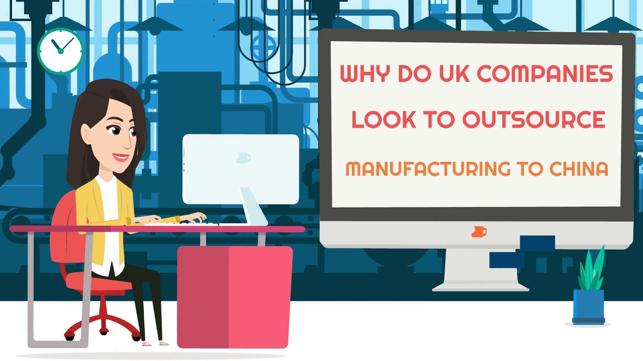 Outsourcing manufacturing to China in 2021