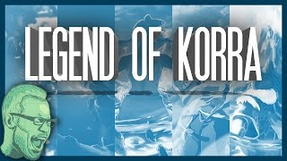 Legend Of Korra - Visual REview