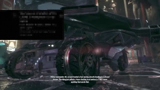 Batman arkham knight part 6
