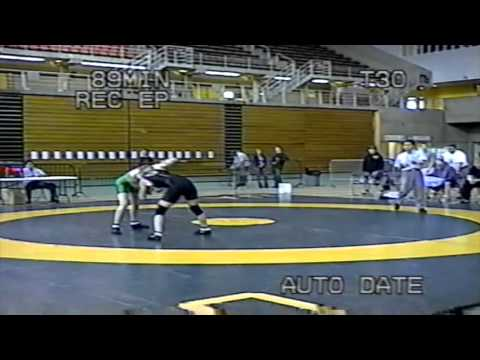 2004 Canada West Championships: 57 kg Shelby Wells (SASK) vs. Heather Laube (MAN)